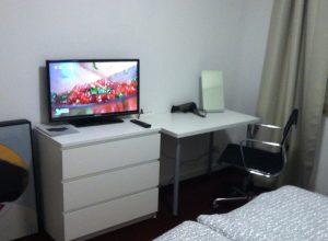 Alle Zimmer mit TV, WiFi, Fön & Kosmetikspiegel